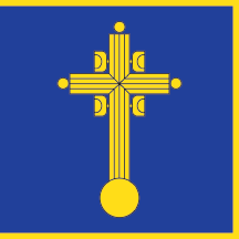Flag of Vračar